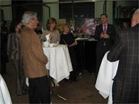 Mr. Frank Hörl G.M. Opening The Exhibition At The Hilton Frankfurt, 2008
